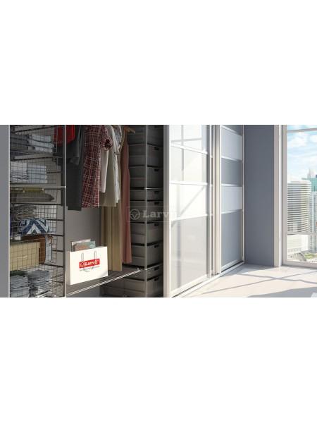 Стеллажная система для шкафа купе