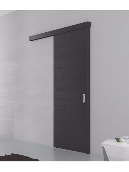 Раздвижная дверь SLIDER 16 Венге тёмный