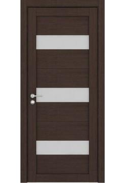 Межкомнатная дверь Эко шпон ПДО 2123