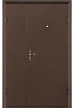 Входная дверь Валберг Профи DL (тамбурная)
