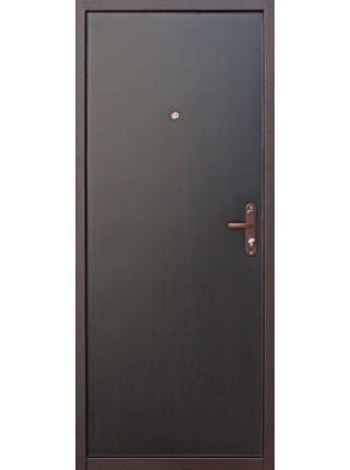 Входная дверь Стройгост 7-1 Венге