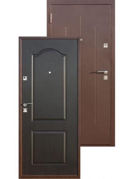 Входная дверь Стройгост 5-2 Венге