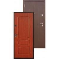 Входная дверь Стройгост 5-2 Ит. орех