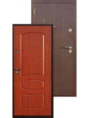 Входная дверь Стройгост 7-2 Ит. орех