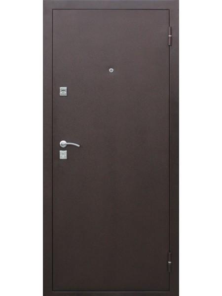 Входная дверь Стройгост 7-2 мет/мет