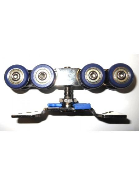 Комплект роликов для раздвижной двери до 100 кг.