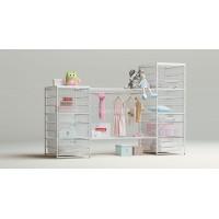 Стеллажная система для детской комнаты
