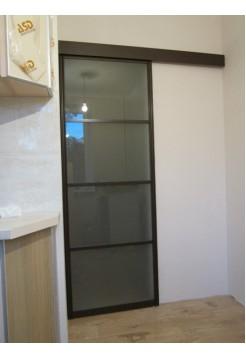 Раздвижная алюминиевая дверь ALUMA (образец 21)