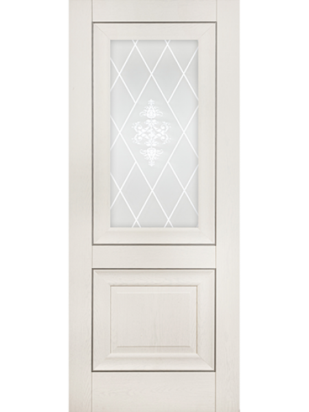 Межкомнатная дверь ПВХ 21-62 Дуб Айвори