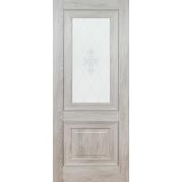 Межкомнатная дверь ПВХ 21-62 Дуб Серый