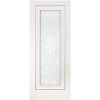 Межкомнатная дверь ПВХ 21-65 Дуб Айвори