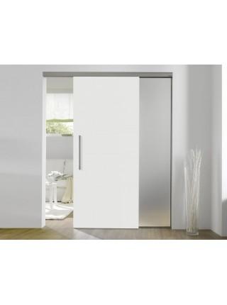 Раздвижная дверь SLIDER 16 Белый глянец