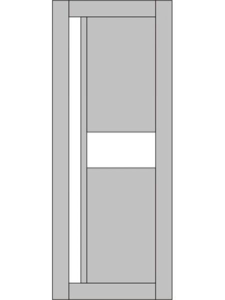 Межкомнатная дверь Variant Omega light