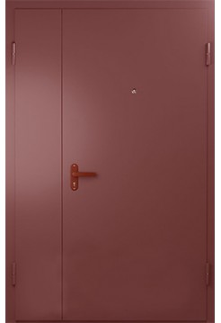 Тамбурная входная дверь
