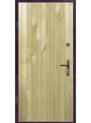 Стальная дверь 2 мм.