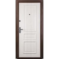 Входная дверь Валберг Прима Дуб крем