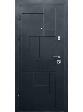 Входная дверь Валберг Соломон Авеню JM 501 Венге