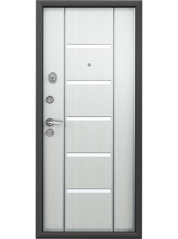 Входная дверь Торэкс Супер омега SO-10 RP1 RS1 перламутр