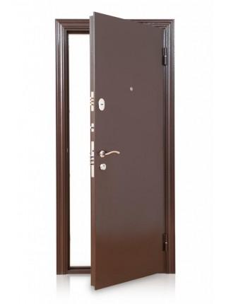 Входная дверь Торэкс SD Delta 07 СК4 ПВХ Венге