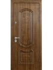 Входная дверь Торэкс Профессор-4 02PP 5D1/5D1 Дуб медовый