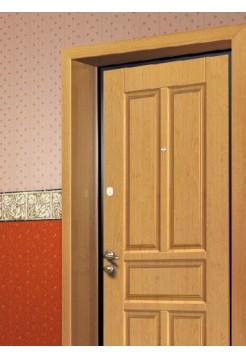 Комплект доборов для входной двери 160 мм. 2,5 (телескоп, экошпон)