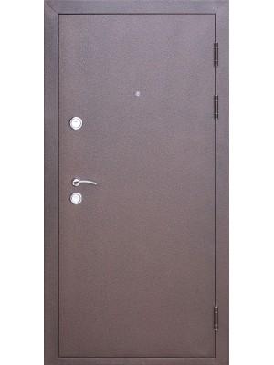 Входная дверь 10 см. Тепла