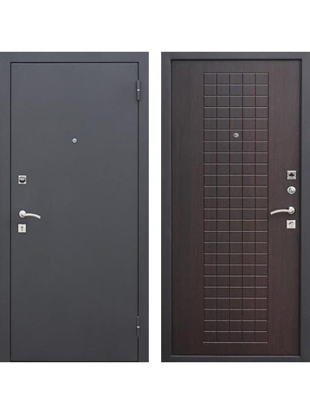 Входная дверь Гарда Муар Венге