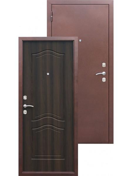 Входная дверь Гарда 1512 Венге