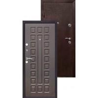 Входная дверь Йошкар МДФ Венге