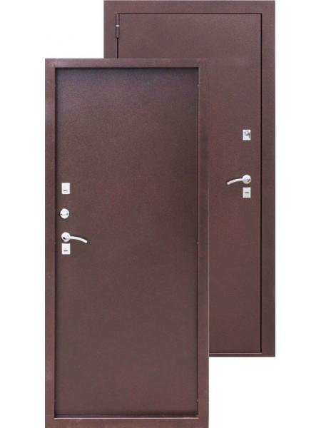 Входная дверь Izoterma 8,5 металл-металл