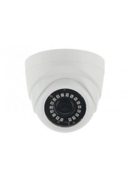 Купольная камера AHD SVN-PL20HTC100B 3,6мм 1Мп