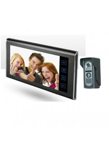 Комплект цветного видеодомофона SVN T-701C