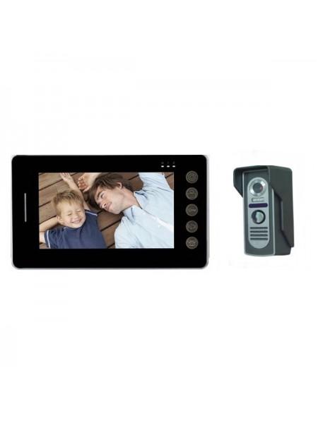 Комплект цветного видеодомофона SVN T-970CL