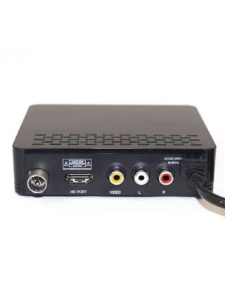 DVB-T2 HOBBIT LITE Приемник цифровой эфирный DVB-T2